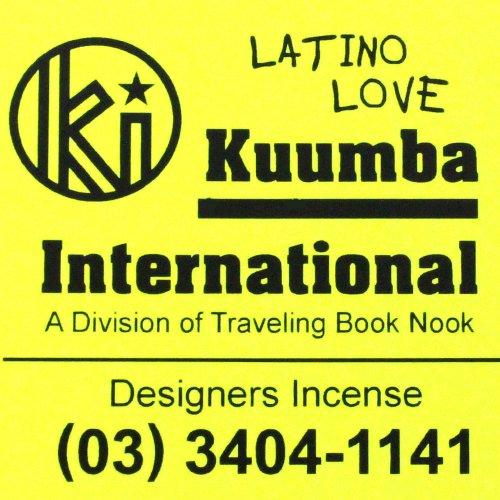 KUUMBA『incense』(LATINO LOVE)