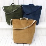 Engineered Garments��Carry-All Tote w/Strap-8W Corduroy��