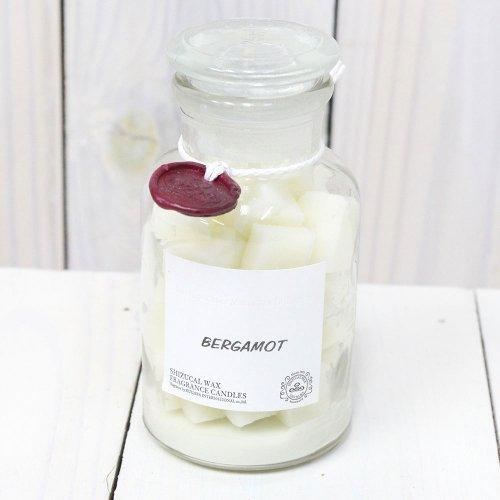 SHIZUCAL WAX『Aromatherapy CANDLE 125ml』(BERGAMOT)