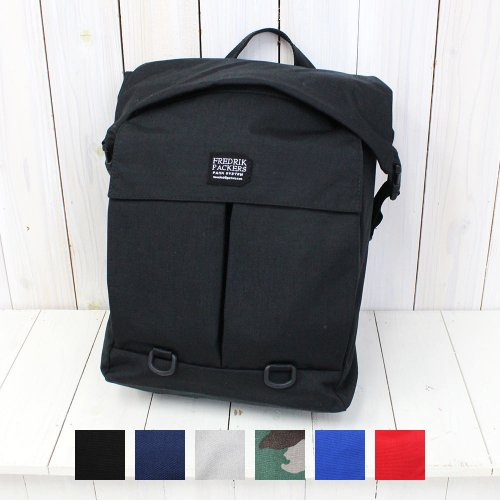 【SALE特価50%off】FREDRIK PACKERS 『MOTO BACKPACK』