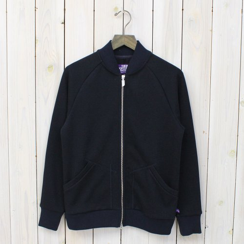 THE NORTH FACE PURPLE LABEL『COOLMAX® Mountain Sweat Jacket』(Navy)