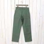 GUNG HO『SATEEN FATIGUE PANT』(OLIVE)