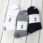 THE NORTH FACE PURPLE LABEL『COOLMAX® Pack Sox 2P』