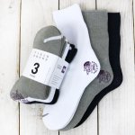 THE NORTH FACE PURPLE LABEL『COOLMAX® Pack Sox 3P』