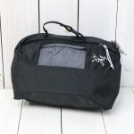 ARC'TERYX『INDEX LARGE TOILETRIES BAG』(Carbon Copy)