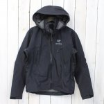 ARC'TERYX『Beta LT Hybrid Jacket』(Black)