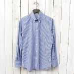 INDIVIDUALIZED SHIRTS『CLASSIC BENGAL STRIPE』(NAVY)