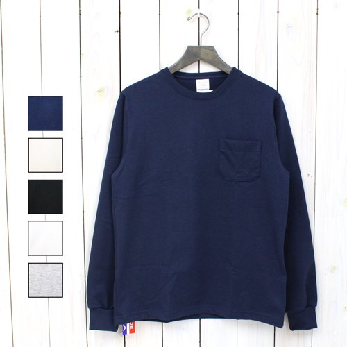 【SALE特価40%off】CAMBER『CAMBER MAX WEIGHT POCKET LS CUSTOM TEE』