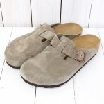 BIRKENSTOCK『BOSTON』(Taupe)