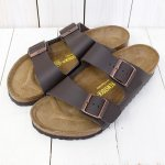 BIRKENSTOCK『ARIZONA』(Dark Brown)