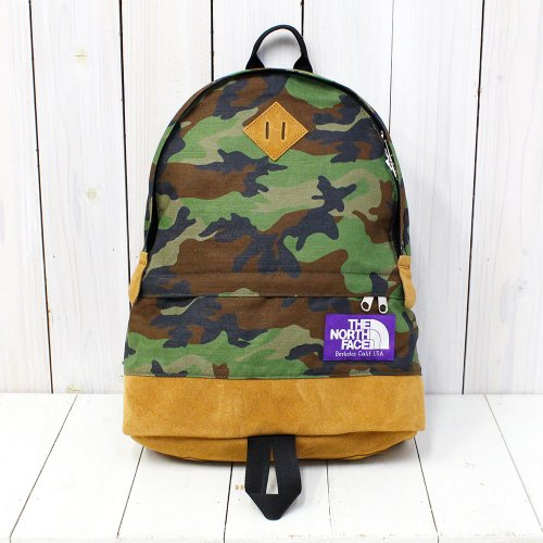 THE NORTH FACE PURPLE LABEL『Camouflage Print Medium Day Pack』