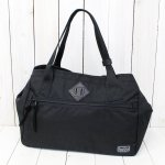 "hobo『CELSPUN® Nylon ""CANYON"" Tote Bag by ARAITENT』(Black)"