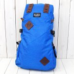 "hobo『CELSPUN® Nylon ""SLOPE"" 35L Backpack by ARAITENT』(Blue)"