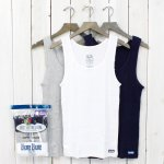 FRUIT OF THE LOOM×BLUE BLUE『3PCS TANKTOP』(A)