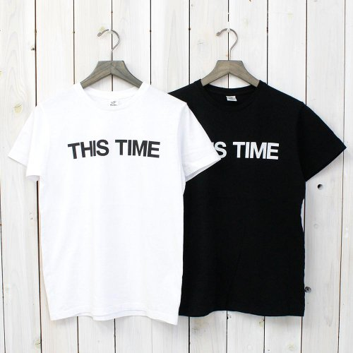 Niche.『THIS TIME T-Shirts』