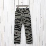 SASSAFRAS『FALL LEAF PANTS』(TIGER)
