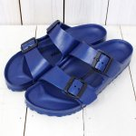 【期間限定SALE30%off】BIRKENSTOCK『EVA ARIZONA』(Navy)
