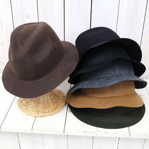 【SALE特価70%off】BRONTE『Wool Felt Hat-FE39115』