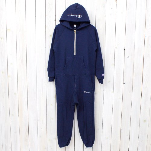 Champion �� nanamica��Hooded All In One��(Navy)