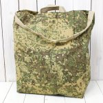 ENGINEERED GARMENTS��Carry-All Tote w/Strap-Camo Nyco Ripstop��