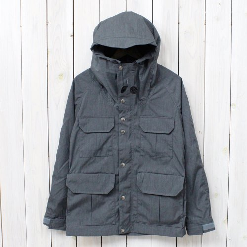 THE NORTH FACE PURPLE LABEL『65/35 Mountain Parka』(Mix Gray)