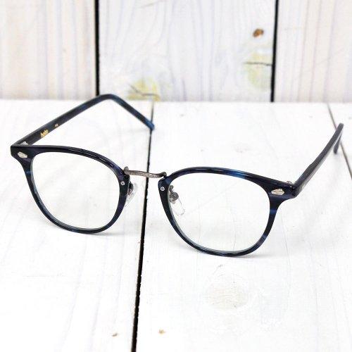 hobo『Round Frame Celluloid Glasses by KANEKO OPTICAL』(NAVY MA)