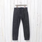 orSlow『IVY FIT DENIM』(BLACK DENIM)