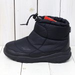 THE NORTH FACE『Nuptse Bootie WP IV Short』(TNFブラック)