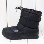 THE NORTH FACE『W Nuptse Bootie WP III』(ブラック)
