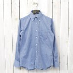 INDIVIDUALIZED SHIRTS『CHAMBRAY』(BLUE)