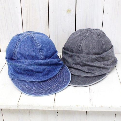 【SALE特価40%off】DECHO『MOUNTAIN CAP-TEXTILE(wash)-』