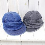 DECHO『MOUNTAIN CAP-TEXTILE(wash)-』