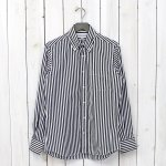 INDIVIDUALIZED SHIRTS『REGATTA STRIPE』(BLACK)
