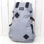 "hobo『CELSPUN® Nylon ""SLOPE"" 35L Backpack by ARAITENT』(Gray)"