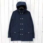 SASSAFRAS『BLOWER BUD COAT』(NAVY)