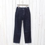SASSAFRAS『SPRAYER STREAM PANTS』(INDIGO)