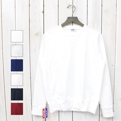 【SALE特価50%off】CAMBER『CAMBER MAXWEIGHT CREWNECK V NOTCHED SIDE LS T CUSTOM』