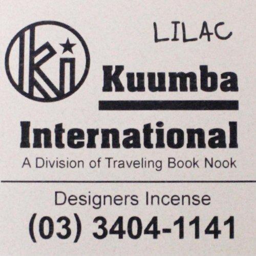 KUUMBA『incense』(LILAC)