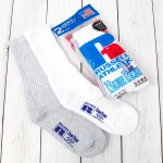 RUSSELL×BLUE BLUE『USA 2PACK SOCKS』