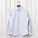 INDIVIDUALIZED SHIRTS『CANDY STRIPE』(BLUE)