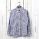 INDIVIDUALIZED SHIRTS『BENGAL STRIPE』(NAVY)