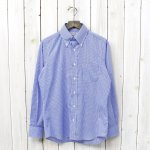 INDIVIDUALIZED SHIRTS『SMALL GINGHAM CHECK』(BLUE)