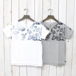FWK by ENGINEERED GARMENTS『Printed Cut off Neck T-shirt-Floral』
