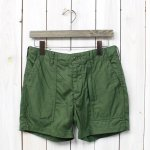 FWK by ENGINEERED GARMENTS『Fatigue Short-20's Cotton Twill』(Olive)