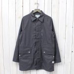 SASSAFRAS『FALL LEAF COAT』(HEATHER GRAY)