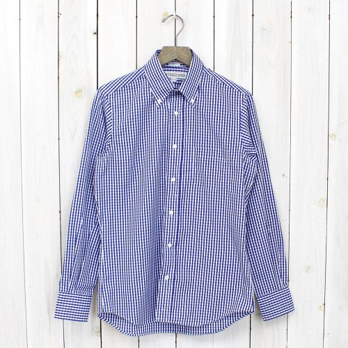 『GINGHAM CHECK』(NAVY)