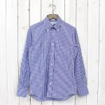 INDIVIDUALIZED SHIRTS『GINGHAM CHECK』(NAVY)
