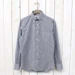 INDIVIDUALIZED SHIRTS『SMALL GINGHAM CHECK』(BLACK)