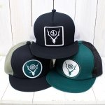 SOUTH2 WEST8『Trucker Cap-Emblem』