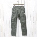 SASSAFRAS『FALL LEAF SPRAYER PANTS』(OLIVE)
